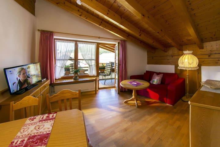 Ferjenwohnung Centrum Oberjoch - Oberjoch Bad Hindelang - Apartment