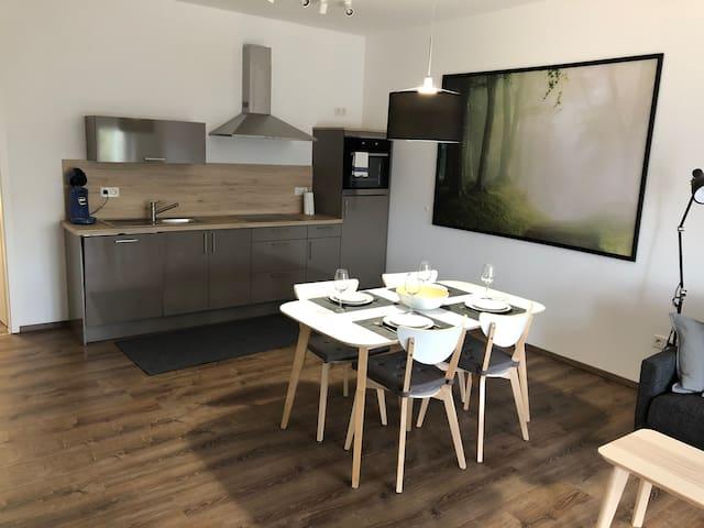 """Appartement Kirschholz """"en bois de cerisier"""""""