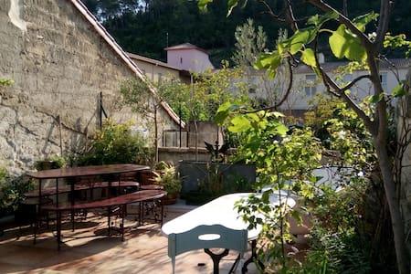 Le Moulin à Huile - Chambres d'Hôtes - Sommières