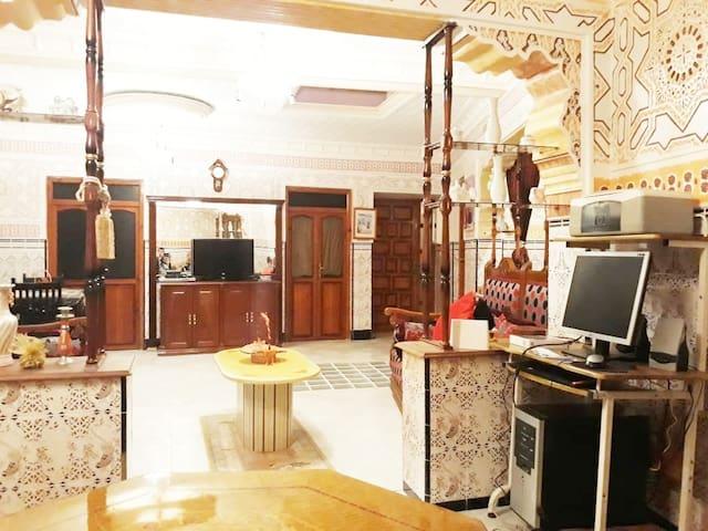 Wiam's house, une Très belle maison à Tanger