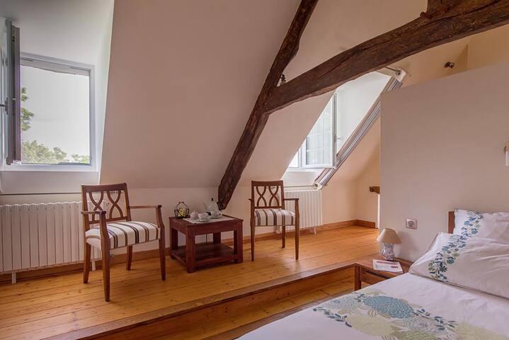Chambres d'hôtes Les Goubelins Chbre Les Farfadets