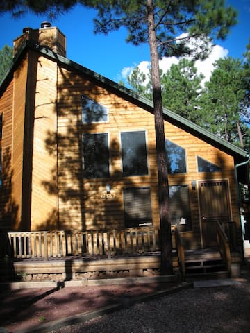 Escape the heat to beautiful Pinetop AZ! - Navajo County - Huis