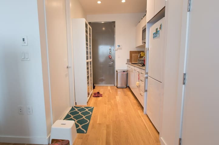 Cozy Shiny LIC Studio - Queens - Departamento