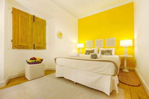 Alojamentos Casa da Tia Amália -Quarto 5 - Duplo Wc privativo