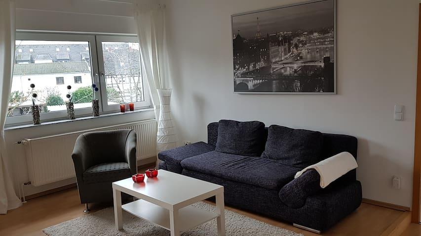 Appartement in Top-Lage zw. Köln und Düsseldorf