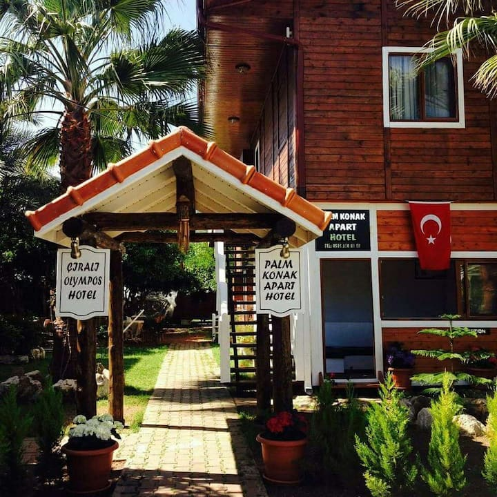 Palm konak гостевой дом 9