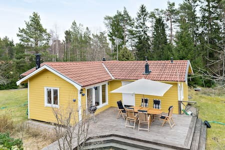 Beautiful Summer House on Vätö near the lake
