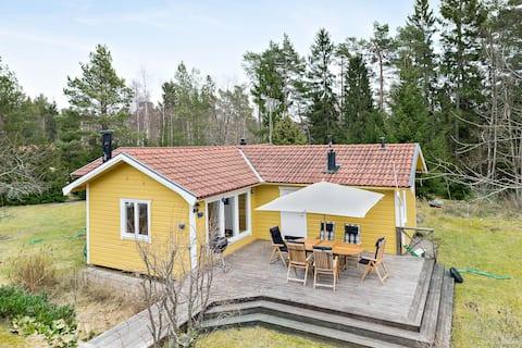 Beautiful Summer House on Vätö near the lake