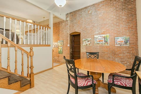 One Bedroom with Den Condo in the Heart of Alma