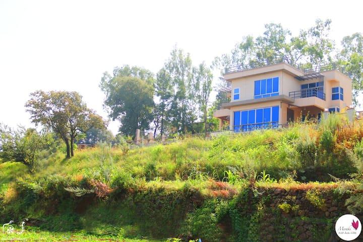 Meraki Hillside Villa