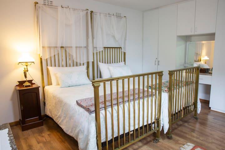 Bedroom 2 , Huge room with 3 beds
