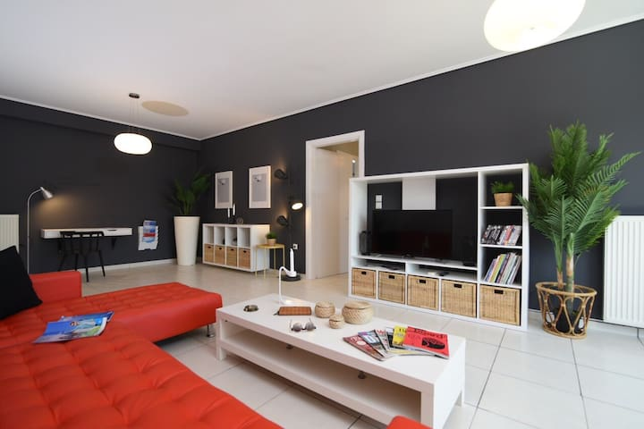 100m² Brand New Apartment right on Metro sqr -5th