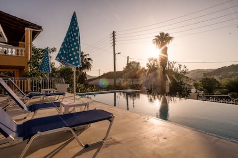 San Georgio Hotel · Corfu San Georgio 3*  B & B Hotel com piscina