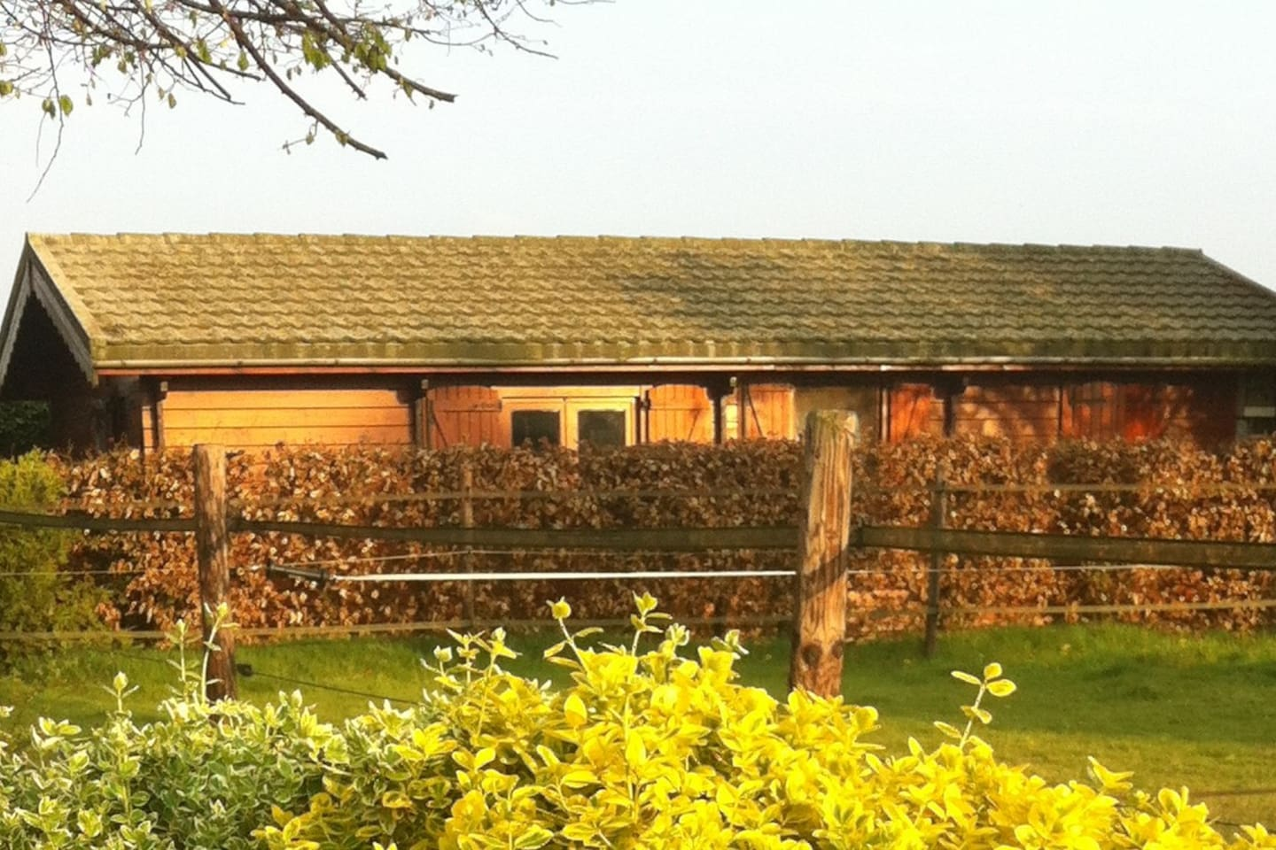 Wooden Chalet approx  50 m2