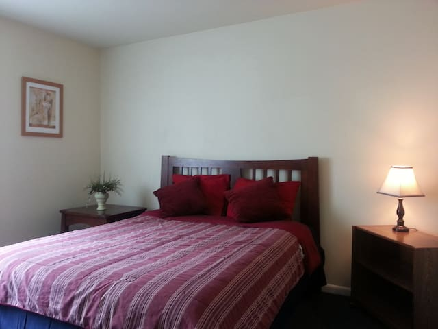 Large Private Bedroom Near National Harbor - Temple Hills - Appartement