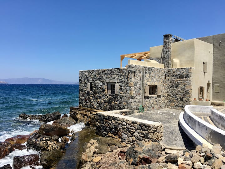 Poseidon's House.