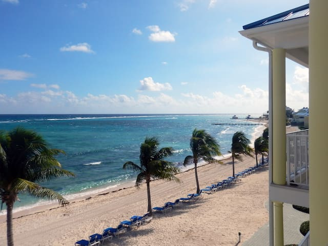 Unit 324 Beach Front Condo at the reef resort