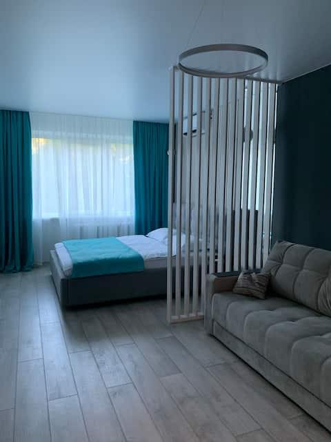 Чистая, уютная однокомнатная квартира