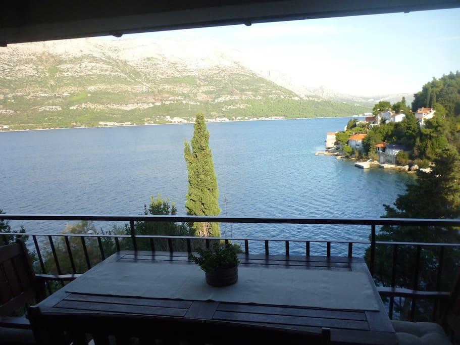 terrace 2 seaview