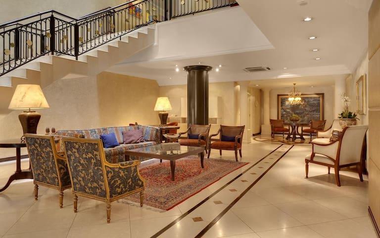 Apartamento Premium no Hotel Mabu Business