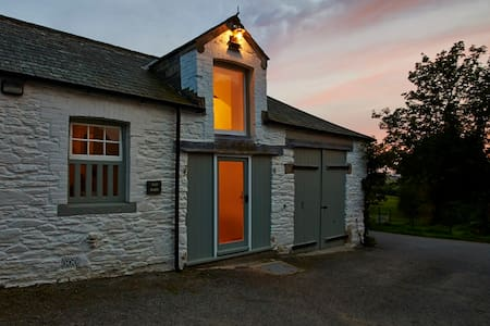 The Hay Barn, Tavistock - Casa