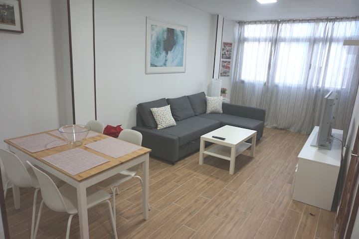 BRISA DEL MAR APARTMENT, ONE STEP FROM THE SEA.