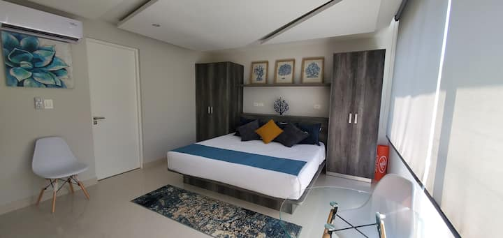 Playa del Carmen, Entire apartment · 1 bedroom