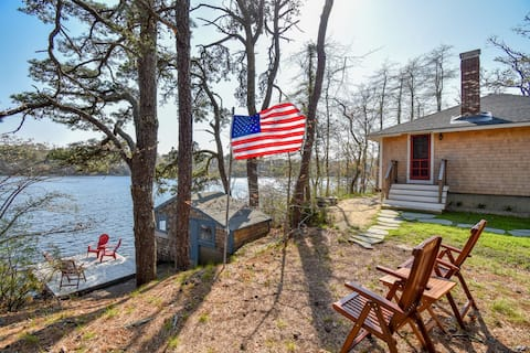 #515: Private beach just 10 feet from Crystal Lake! Brand new renovation!