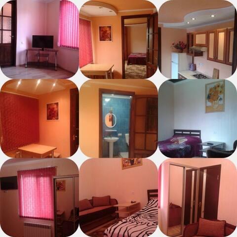 Комнаты у Моря - Odessa - Huis