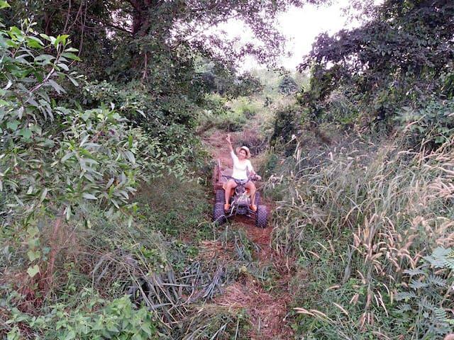 camping natural traval - ตำบล หนองปลาไหล, สระบุรี, TH, Saraburi, วัดพระพุทธฉาย - Casa