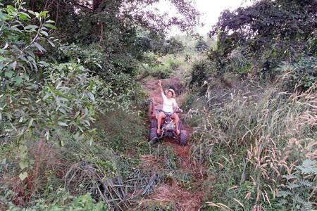 camping natural traval - ตำบล หนองปลาไหล, สระบุรี, TH, Saraburi, วัดพระพุทธฉาย - Dom