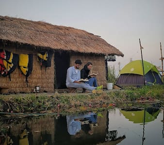 Loktak Aquamarine Floating Homestay and Campsite