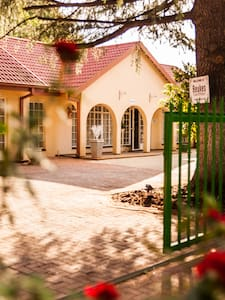 Central, safe, private and welcoming. - Potchefstroom