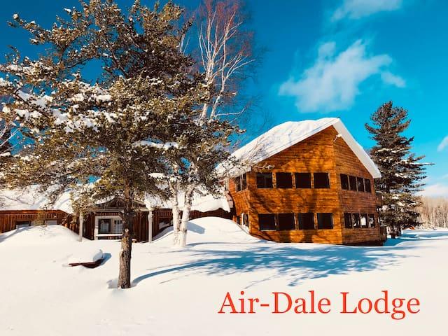 Air-Dale Lodge: Lake View Suite