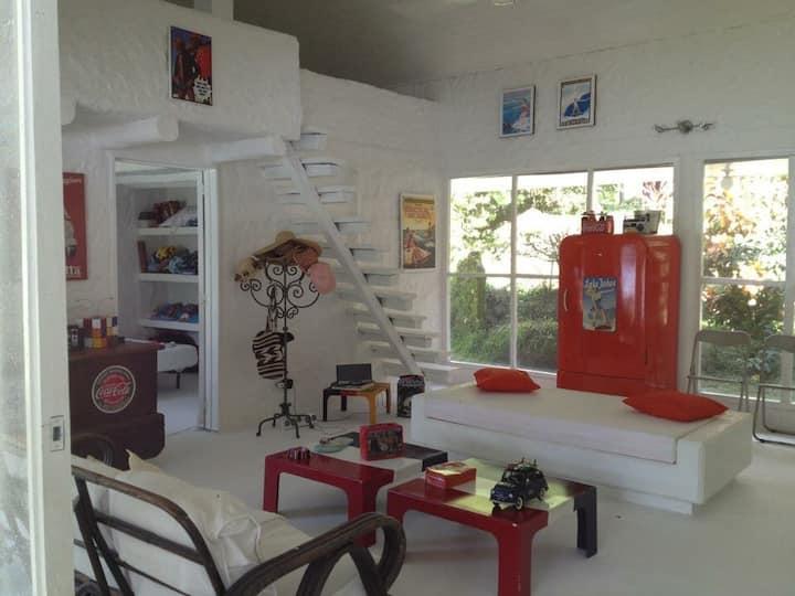 Casa en el lago Mágica -Paradise water skii shack