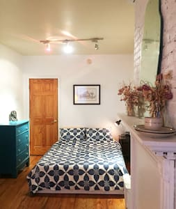 Private Studio Apartment close to ferry and G - Brooklyn