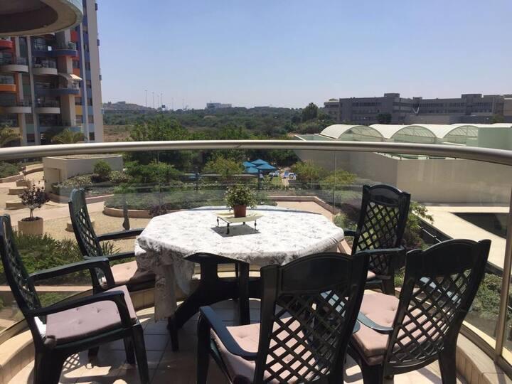Luxury 3bd in Exclusive Naaman Towers! W pool park