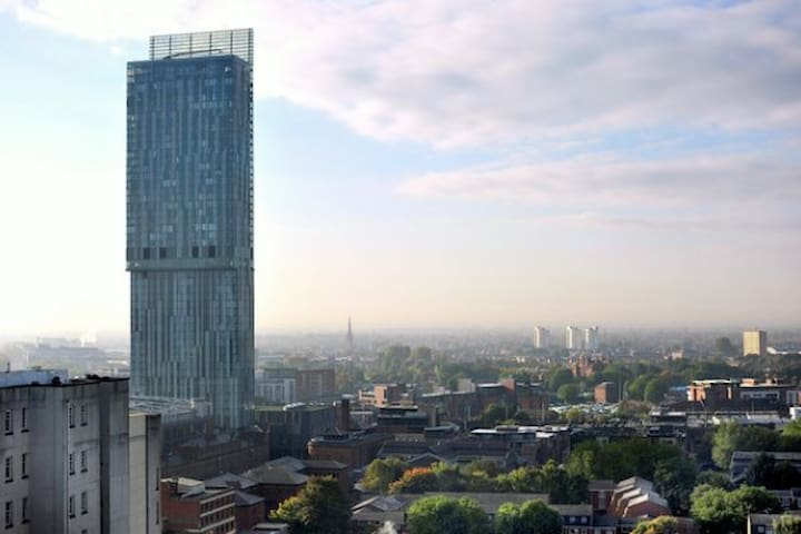 Luxury 2B Apartment in the heart of Manchester