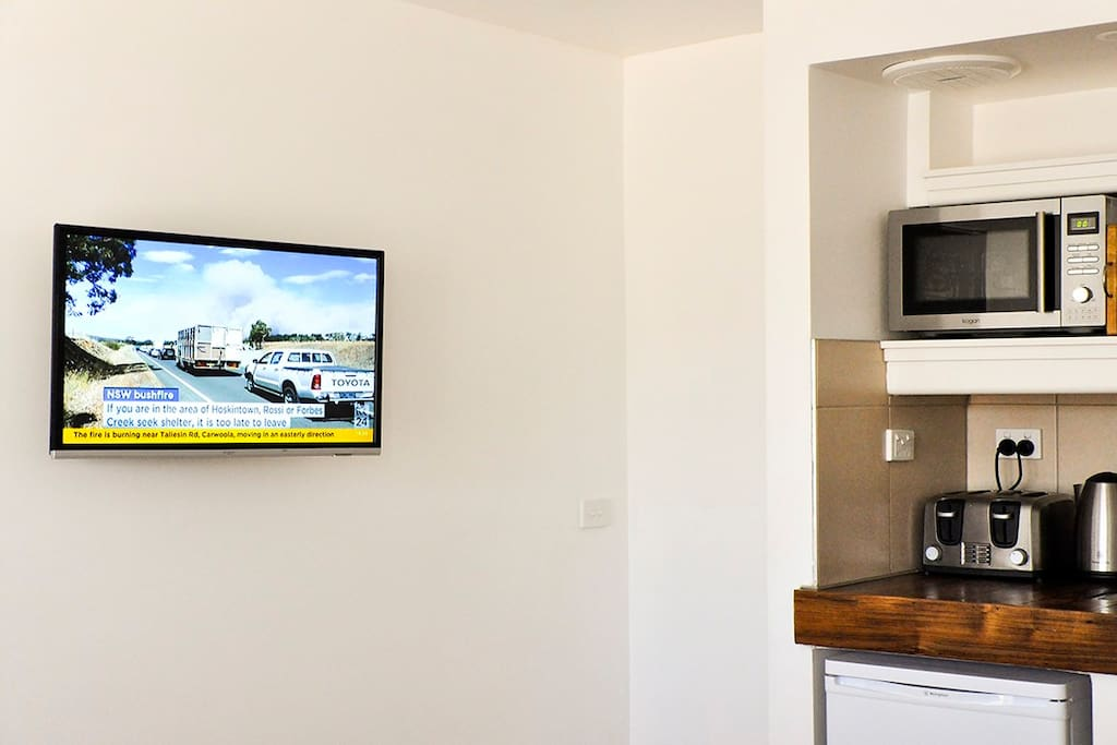 Destination Kyneton Smart TV