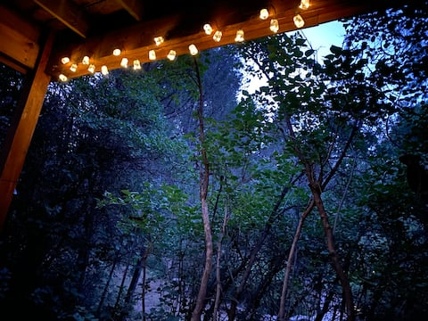 Tewa's Mountain House -Get back to nature