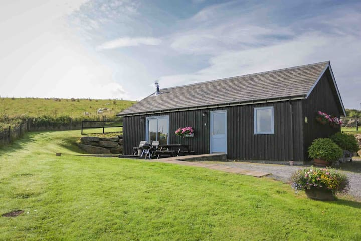 Lodge with lovely view, Cluny Lodge - Aberfeldy