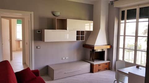 Gemeubileerd appartement in Mortara
