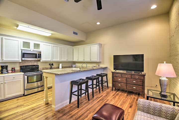 NEW! Unique Condo in Heart of Downtown Vicksburg!