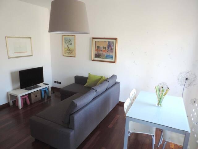 Big Apartment, 2 Bedroom, 140 mq, Padova Est - Padova - Apartment
