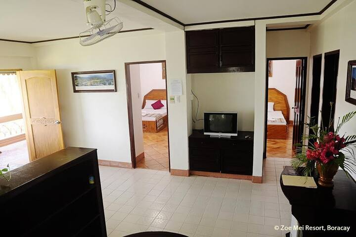 Cozy Room In Cool PLace of Boracay 4 pax