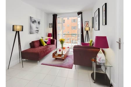 Superb Stylish Nice Port 2 Bedroom Apartment - Nice - Lejlighed