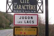 Gîte de Caractère Jugon Les Lacs