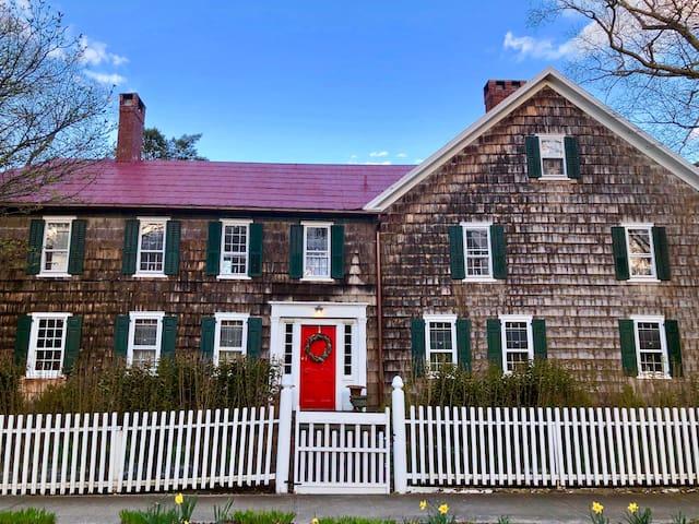 Fireplace Farmhouse