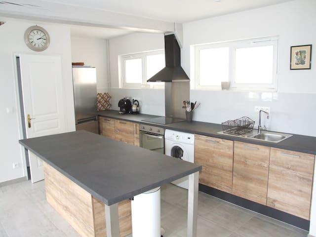 maison individuelle de 85 m2 proche Compiègne