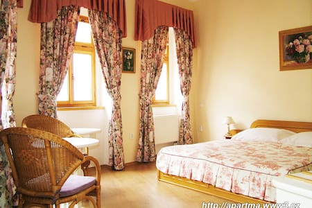 Pension Astra, Apartma 1 - Karlovy Vary - Bed & Breakfast